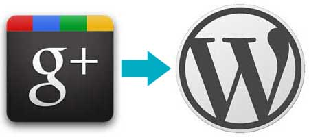 google-plus-in-wordpress