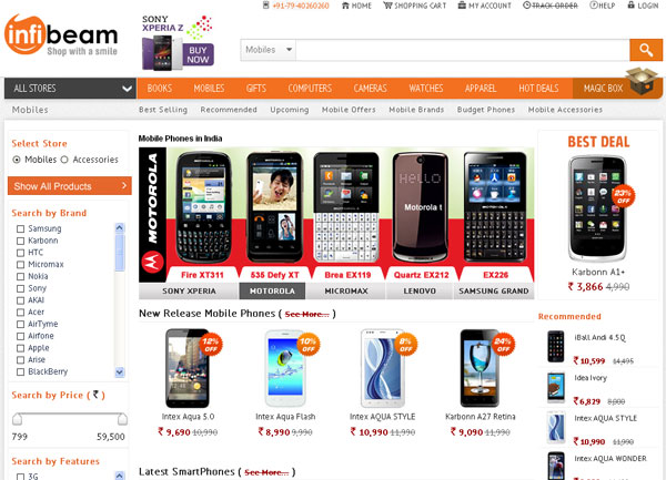 Top 5 sites to buy electronics online in indiaezaroorat for Best websites to buy online