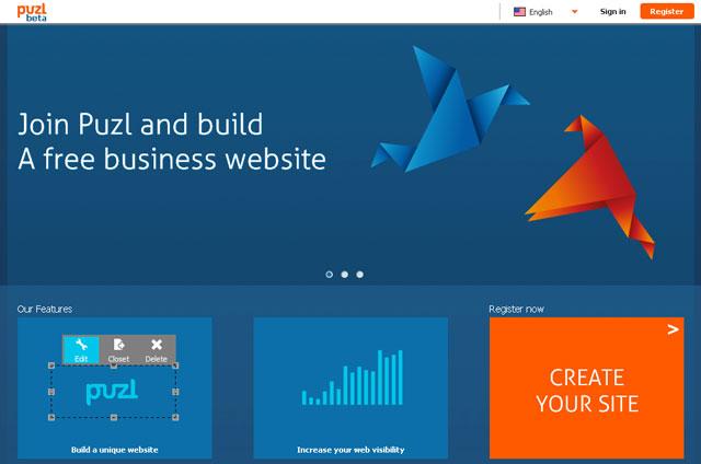 puzl-website-builder