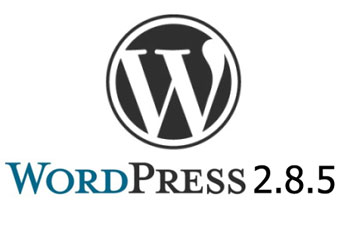 wordpress-2.8.5